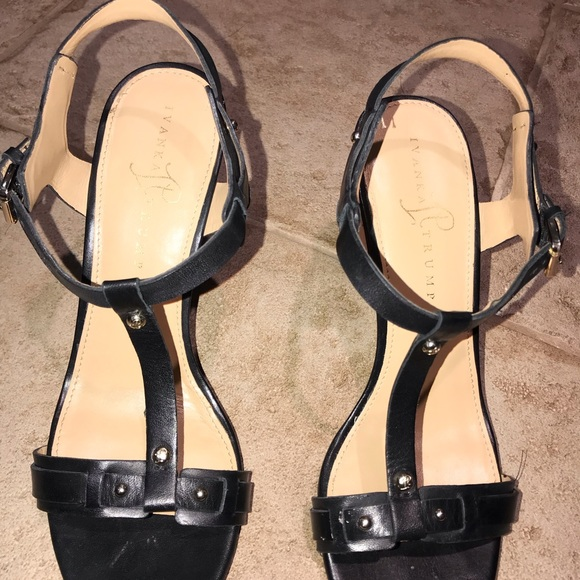 Ivanka Trump Shoes - Women's Ivanka trump wedge heels